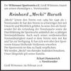 Reinhard Mecki Burath