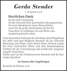Gerda Stender