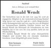 Ronald Wendt