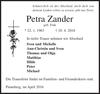 Petra Zander