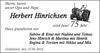 Herbert Hinrichsen