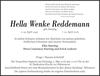 Hella Wenke Reddemann