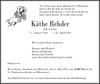 Käthe Rehder