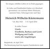 Heinrich Wilhelm Küstermann