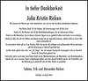 Julia Kristin Ricken