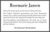 Rosemarie Jansen