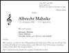 Albrecht Mahnke