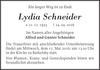 Lydia Schneider