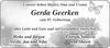 Gerda Geerken