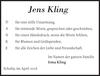 Jens Kling
