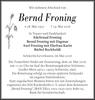 Bernd Froning