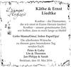 Käthe Ernst Liedtke