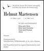 Helmut Martensen