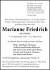 Marianne Friedrich