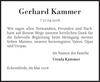 Gerhard Kammer