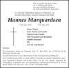 Hannes Marquardsen