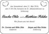 Gesche Ohle Matthias Felske