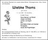 Wiebke Thoms