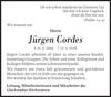 Jürgen Cordes
