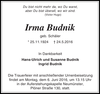 Irma Budnik