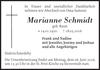 Marianne Schmidt