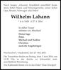 Wilhelm Lahann