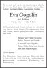 Eva Gogolin