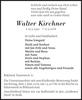 Walter Kirchner