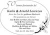 Karla und Arnold Lorenzen