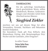 Siegfried Zirkler