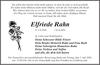 Elfriede Rahn