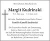 Margit Kudrinski
