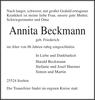 Annita Beckmann