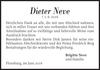 Dieter Neve