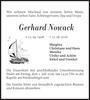 Gerhard Nowack