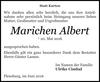 Marichen Albert