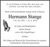 Hermann Stange
