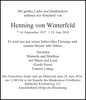 Henning von Winterfeld