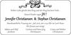 Jennifer Christiansen - Stephan Christiansen