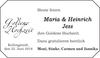 Maria Heinrich Jess