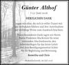 Günter Althof