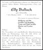 Elly Ballach