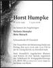 Horst Humpke