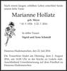Marianne Hollatz geb. Meyn
