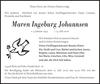 Maren Ingeburg Johannsen