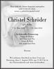 Christel Schröder