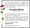 Frieda Thies