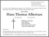 Hans Thomas Albertsen