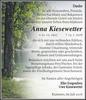 Anna Kiesewetter