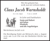 Claus Jacob Warnsholdt